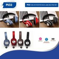 PV33 Bluetooth Kulaklık 5.0+EDR wireless
